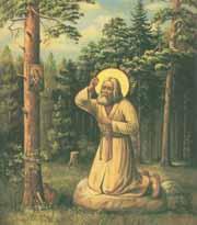 Άγιος Σεραφείμ του Σαρώφ - Η ζωή του (Βίντεο)
