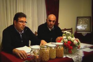 Πρώτη συνάντηση αγροτών στα Γιαννιτσά (Βίντεο)