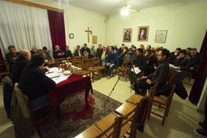 Ανακοίνωση συνάντησης στην Κρύα Βρύση Νομού Πέλλας στις 10-2-2013