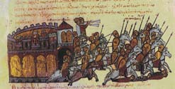 Ἐγκατάσταση Σλάβων στὰ Βαλκάνια, 6ος αἰ. μ. Χ.