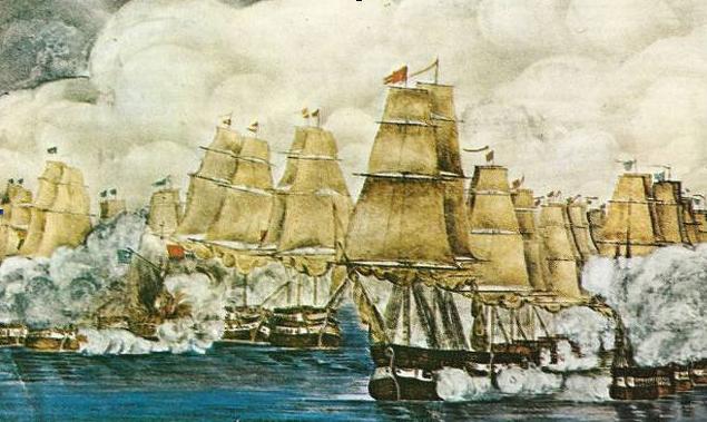 H ΝΑΥΜΑΧΙΑ ΤΩΝ ΣΠΕΤΣΩΝ – 8 ΣΕΠΤΕΜΒΡΙΟΥ 1822