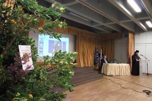 Δελτίο τύπου εκδήλωσης στον Δήμο Κηφισιάς για τον Όσιο Παΐσιο (18 Νοεμβρίου 2016)