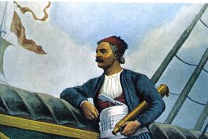 7 Ιανουαρίου 1826: Ο Ανδρέας Μιαούλης σπάει τον αποκλεισμό του Ιμπραήμ στο Μεσολόγγι