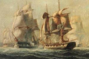 20 Φεβρουαρίου 1822 - Ἡ ναυμαχία τῆς Πάτρας