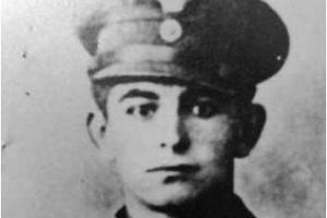 28 Φεβρουαρίου 1941 - Ανθυπολοχαγός Θεόδωρος Κανδηλάπτης