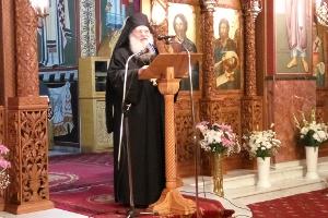 Εκδήλωση - ομιλία με θέμα «Εμπειρία Αγίου Όρους» πραγματοποιήθηκε στην Αθήνα στις 18-3-2017