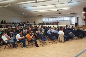 Πραγματοποιήθηκε ἡ Πανελλήνια Συνάντηση Μελῶν στή Θεσσαλονίκη, 13-5-2017