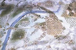 Ἡ Μάχη τοῦ Πέτα - 4 Ἰουλίου 1822
