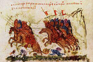 Ἡ Μάχη τοῦ Κλειδίου - 29 Ἰουλίου 1014