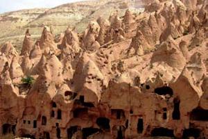 Τρεις μέρες στα πετροκομμένα μοναστήρια της Καππαδοκίας