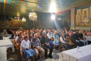 Πραγματοποίηση εκδήλωσης στην Αθήνα για τον Άγιο Παΐσιο, 19-10-2017