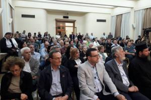 Πραγματοποίηση εκδήλωσης με θέμα: «Οικογένεια… ώρα μηδέν» στην Πάτρα, 7-10-2017