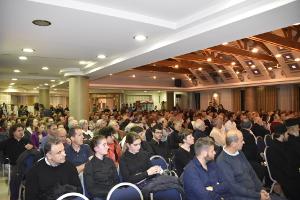 Δελτίο τύπου ἐκδήλωσης γιὰ τὸν ἅγιο Παΐσιο, Καρδίτσα 11-11-2017