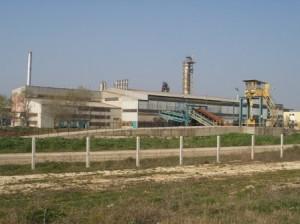 Το εργοστάσιο της Ε.Β.Ζ. στην Ορεστιάδα