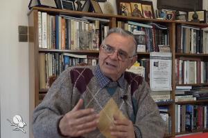 Μακεδονική ταυτότητα: Μέ τόν  Σαράντο Καργάκο (ΒΙΝΤΕΟ)
