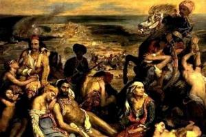 30 Μαρτίου 1822 - Ἡ Χίος πνίγηκε στό αἷμα