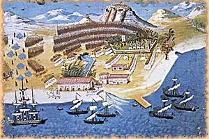 Ἡ θρυλική Μάχη τῶν Μύλων - «Πετώντας» πάνω ἀπό τό πεδίο, 200 χρόνια μετά τόν Μακρυγιάννη