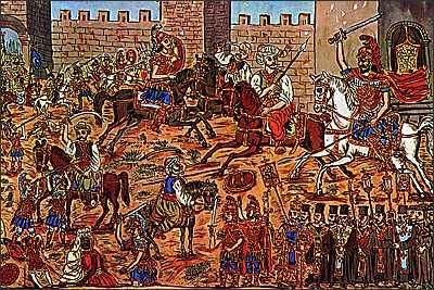 Άλωση της Πόλεως από τους Σταυροφόρους 806 ΧΡΟΝΙΑ ΑΠΟ ΤΗΝ ΚΑΤΑΣΤΡΟΦΗ ΤΗΣ ΠΟΛΕΩΣ ΑΠΟ ΤΟΥΣ ΣΤΑΥΡΟΦΟΡΟΥΣ ΤΟΥ ΠΑΠΑ ΤΟ 1204