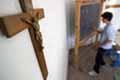 Η Ελλάδα υπέρ της παρουσίας του σταυρού στις σχολικές αίθουσες