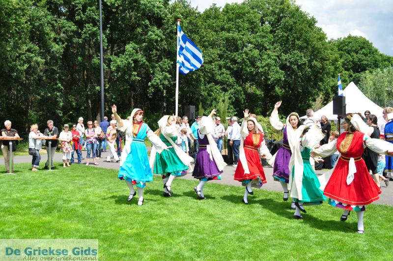 Άρωμα Ελλάδας στην Floriade Ολλανδίας (Βίντεο)