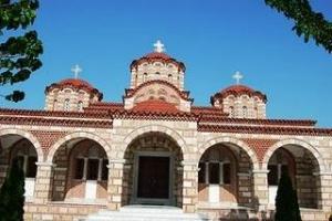Ιερά Μονή Αγίου Αθανασίου Κολινδρού
