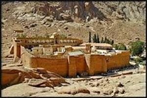 H Ιερά Μονή Αγίας Αικατερίνης του Σινά παράδειγμα θρησκευτικού σεβασμού από Μουσουλμάνους