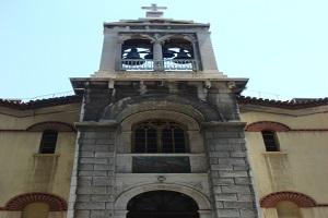 Ιερός Ναός Αγίου Γεωργίου Καρύτση - Αθήνα