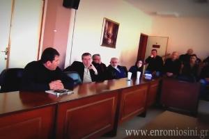 Δεύτερη συνάντηση αγροτών - Κρύα Βρύση (Βίντεο)