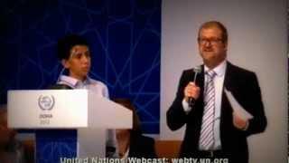 ΤΕΛΕΤΗ ΒΡΑΒΕΥΣΗΣ ΤΗΣ UPU , ΚΑΤΑΡ 9-10-2012 (VIDEO)