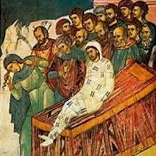 3η ΚΥΡΙΑΚΗ ΛΟΥΚΑ - Η ΑΝΑΣΤΑΣΗ ΤΟΥ ΓΙΟΥ ΤΗΣ ΧΗΡΑΣ ΤΗΣ ΝΑΙΝ (ΛΟΥΚ. 7:11-18)