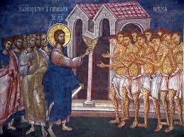 5η ΚΥΡΙΑΚΗ ΛΟΥΚΑ Η Παραβολή του Πλουσίου και φτωχού Λαζάρου Luke 16:19-31