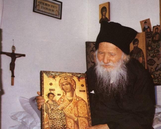 ΠΡΟΣΧΩΜΕΝ - Για τον Άγιο Γέροντα Πορφύριο