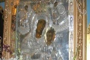 Ιερά Μονή Παναγίας Επάνω Χρέπας (Επανωχρεπίτισσα) - Αρκαδίας