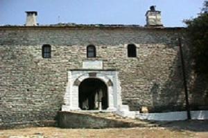 Ιερά Μονή Παναγίας Τσούκας - Ιωάννινα