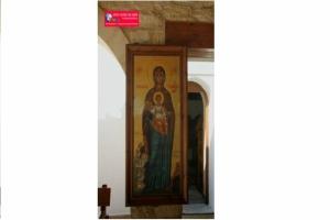 Η Παναγία στο Χάρακα (Κρήτη)