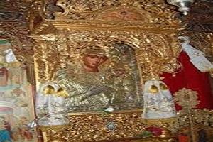 Εικόνα Παναγίας Προυσιώτισσας - Προυσό Καρπενησίου