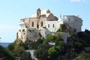 Ιερά Μονή Παναγίας Χρυσοσκαλίτισσας - Χανιά Κρήτης