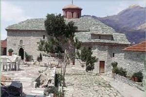 Ιερά Μονή Παναγίας Αχλαδέας (Κοίμηση Θεοτόκου - Παναγία Τοσκέτι) - Ιωάννινα