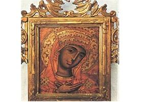 Εικόνα Παναγίας Παλαιοκαστρίτσας (Παλαιοκαστρίτισσα) - Κέρκυρα