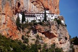 Ιερά Μονή Παναγίας Κρεμαστής - Πύργος Ηλείας