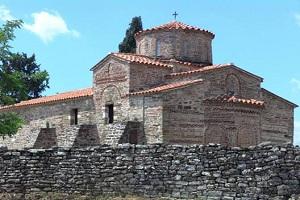 Ιερά Μονή Παναγία Μπρυώνη - ΑΡΤΑ