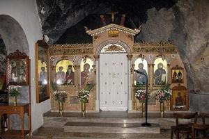 Αγ. Ισίδωροι Λυκαβητού και Σπήλαιον Αγίου Αριστείδη του Αθηναίου Αγίου και Φιλοσόφου
