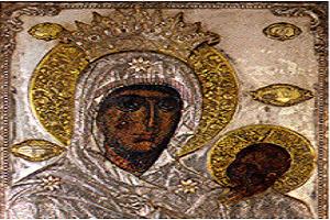 Εικόνα Παναγίας Αγίου Όρους