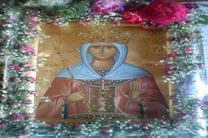 Η Αγία Θεοδώρα η Κομνηνή, η Βασίλισσα της Άρτας