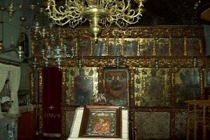 Ι.Μ. Παναγίας Φανερωμένης - Σαλαμίνα