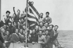 Ὑποβρύχιον Παπανικολῆς 24 Δεκεμβρίου 1940: Ὁ Νικόλαος Τασιάκος μιλᾶ γιὰ τὶς ἀποστολὲς τοῦ θρύλου