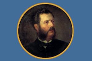 Ἀριστοτέλης Βαλαωρίτης: Ὁ φλογερός ποιητής καί πατριώτης