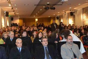 Εκδήλωση στο Άργος για τον Γέροντα Ιάκωβο Τσαλίκη πραγματοποιήθηκε στις 29-1