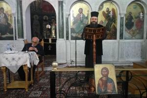 Εκδήλωση – ομιλία με θέμα «Η οικογένεια και ο Όσιος Πορφύριος» πραγματοποιήθηκε στον Πειραιά στις 20-3-2017
