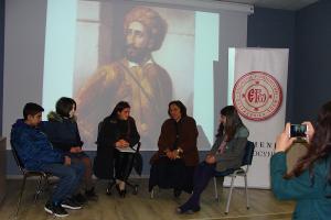 Εκδήλωση – ομιλία με θέμα «Ένας Έλληνας, ο Μακρυγιάννης» πραγματοποιήθηκε στη Νάουσα στις 12-3-2017